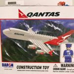 Qantas Construction Toy